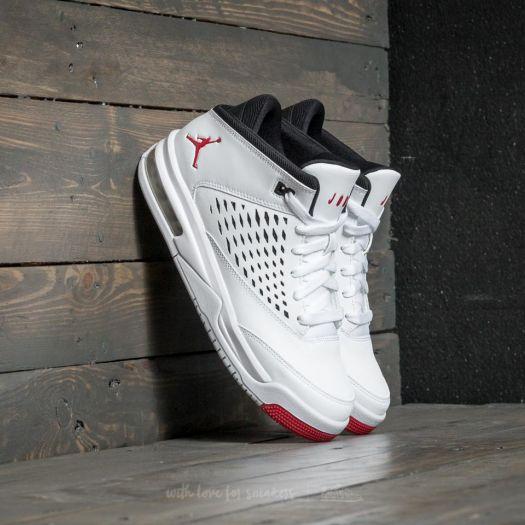 best sneakers fbd59 0bfa8 Jordan Flight Origin 4 BG White/ Gym Red-Black | Footshop