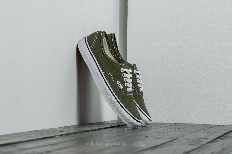 Men's shoes Vans Authentic Winter Moss