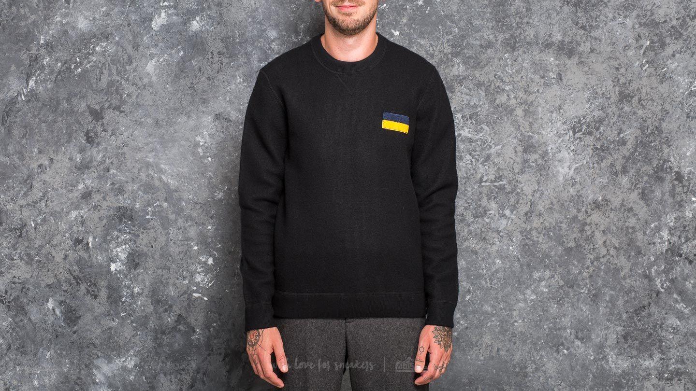 WOOD WOOD Jackson Sweater Black za skvělou cenu 1 780 Kč koupíte na Footshop.cz