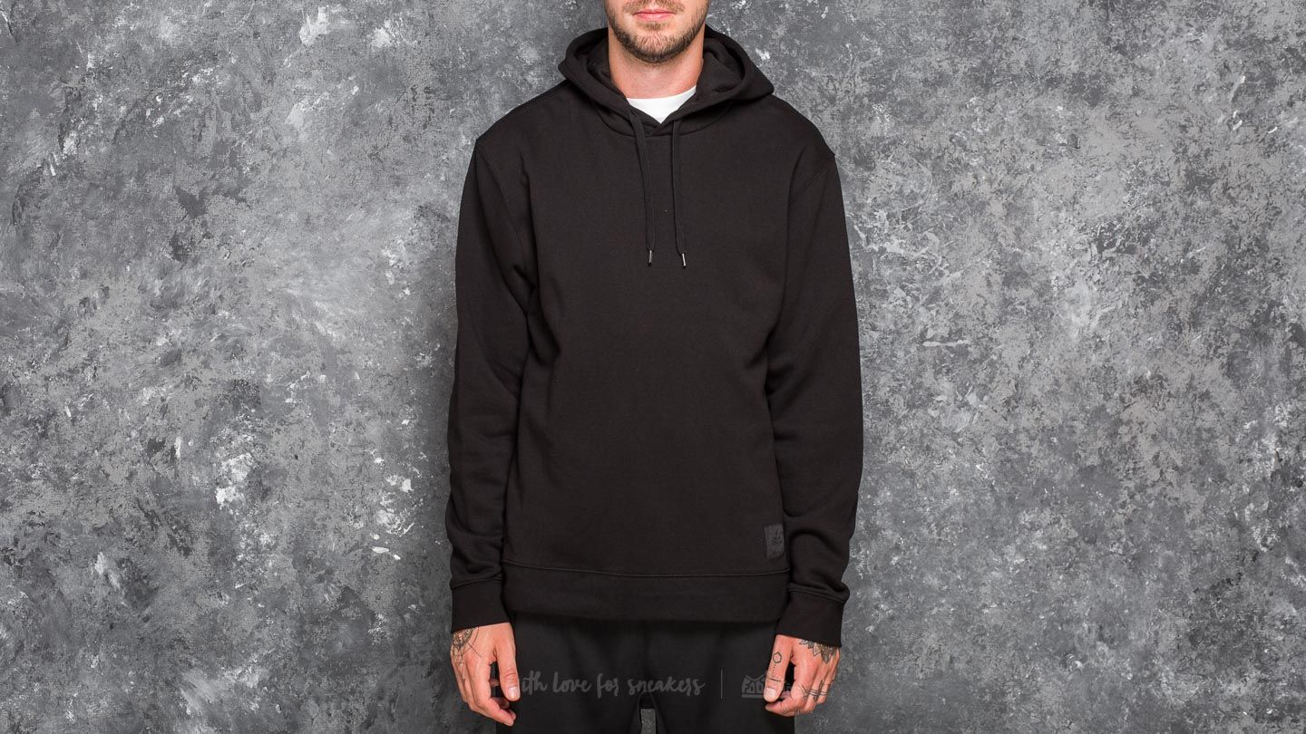 4fcdeaf09 Cheap Monday Pullover Hood Black | Footshop