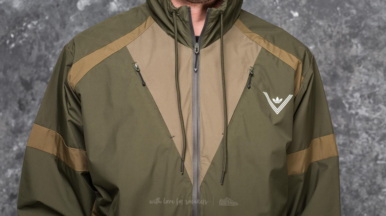 Jacken adidas White Mountaineering Windbreaker Night Cargo