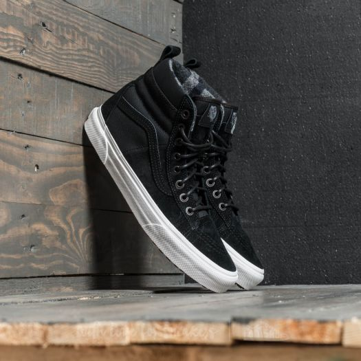 Vans Sk8 Hi 46 MTE DX Black Flannel | Footshop