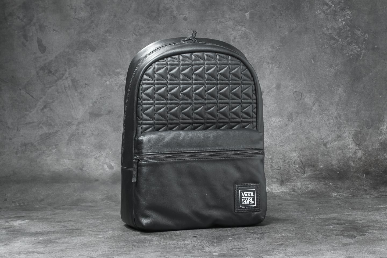 Vans x Karl Lagerfeld Backpack Black