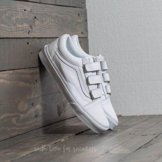 Boutique Officielle Vans Homme Vans Mono Leather Old Skool V