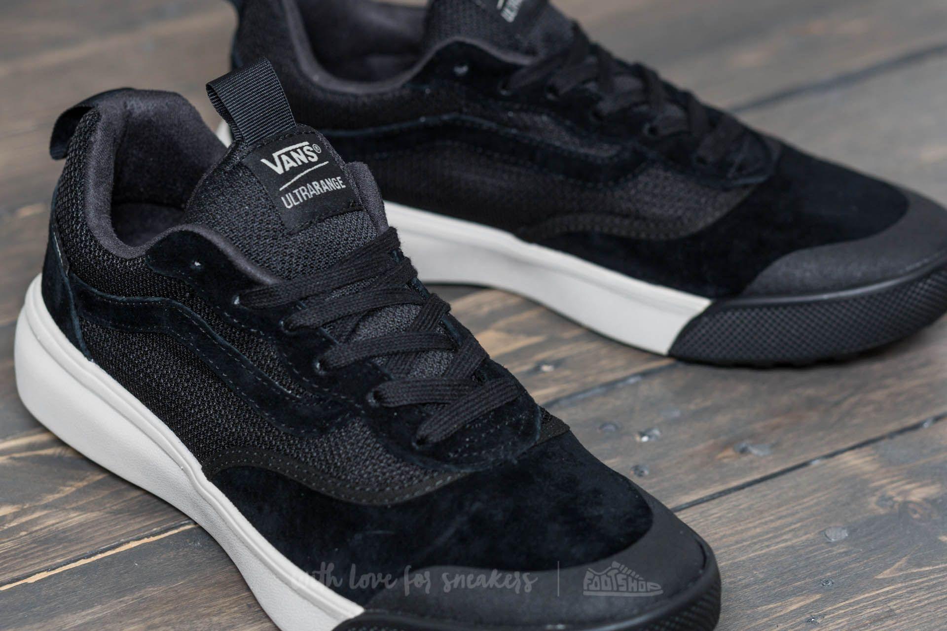 shoes Vans UltraRange MTE Black/ Peyote