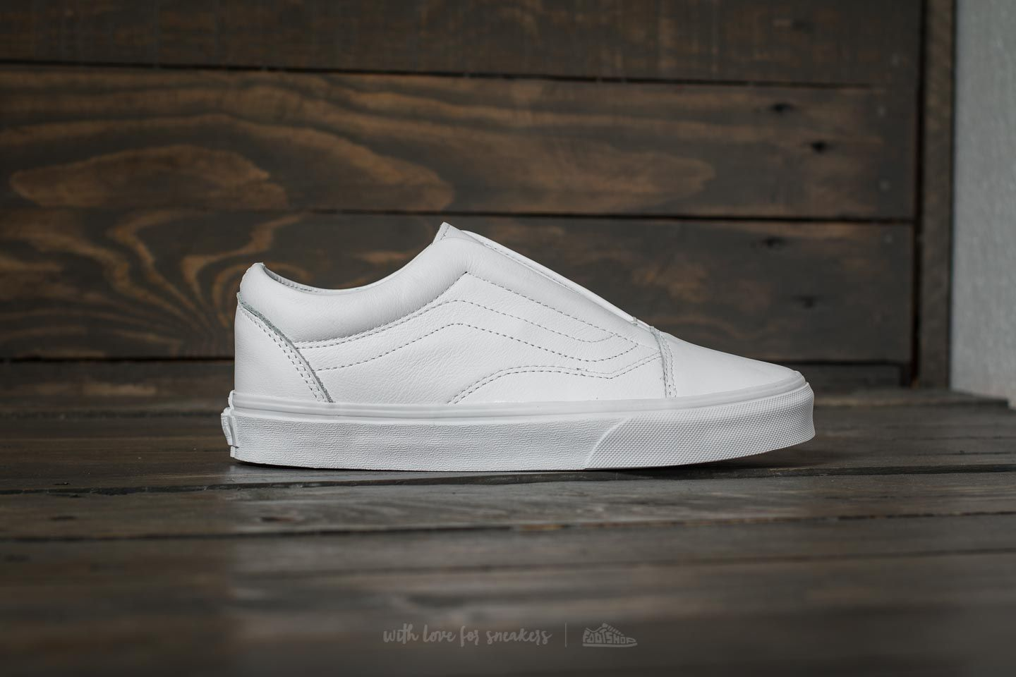vans leder old skool