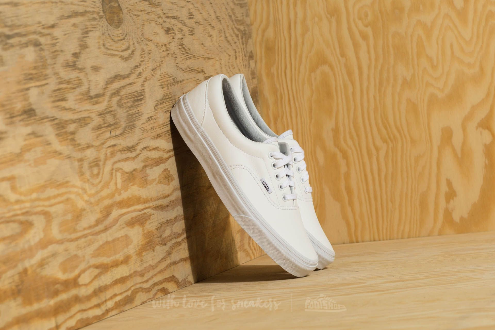 Vans Era (Classic Tumble) True White  f4a647514