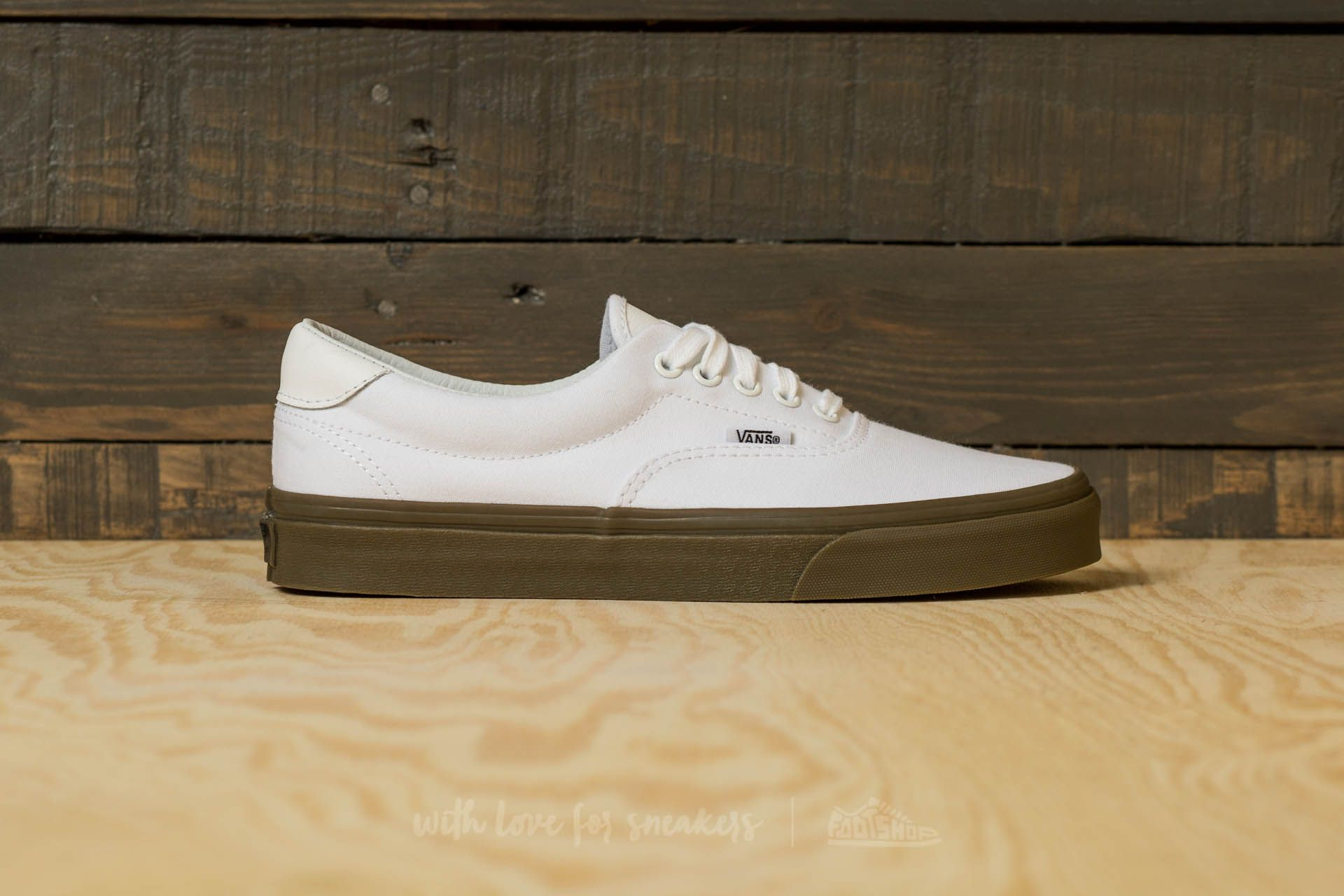 Vans Era 59 (Bleacher) True White/ Gum | Footshop