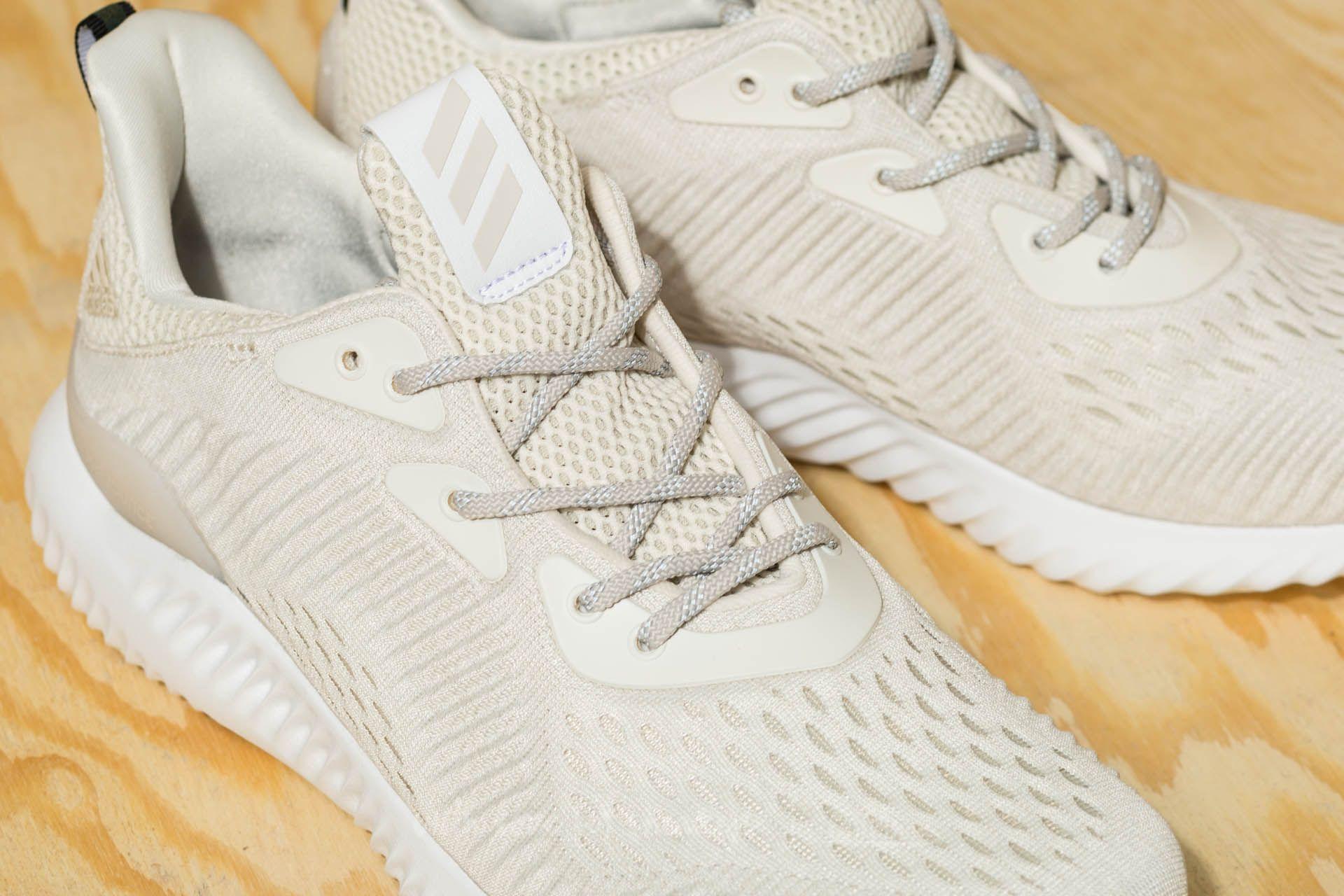 adidas Alphabounce Chalk White Em