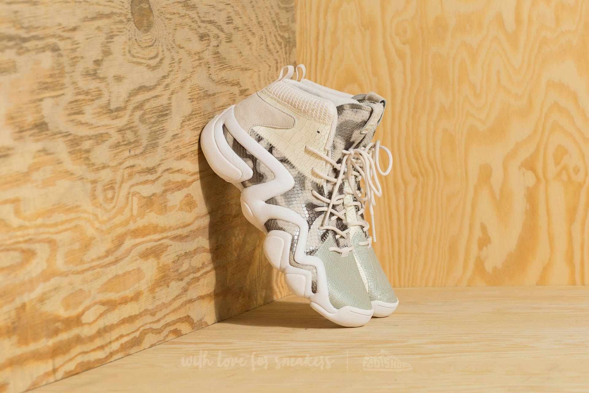 reputable site cba06 2dafc adidas Crazy 8 ADV. Crystal White Crystal White Ftw White