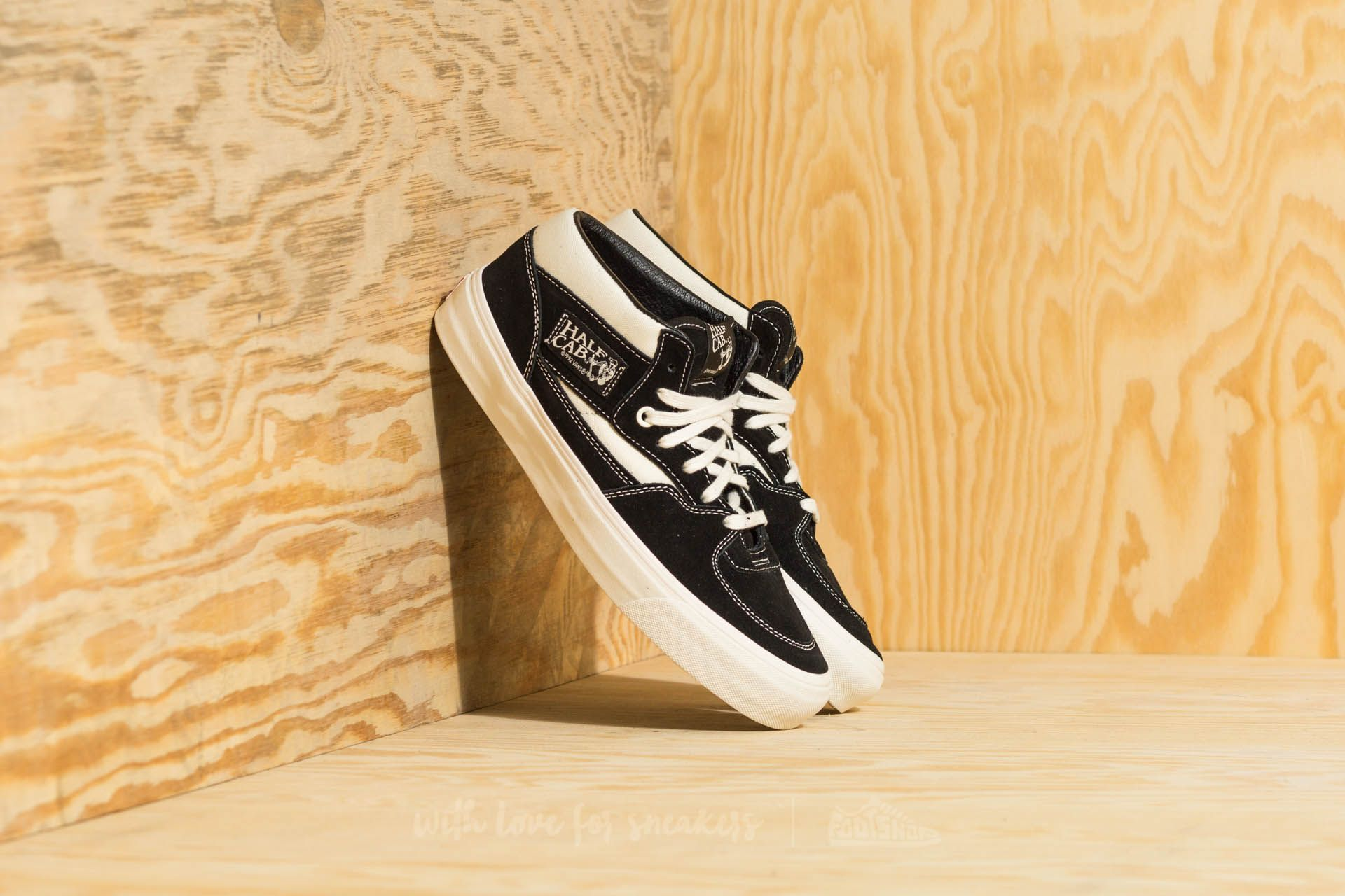 Vans OG Half Cab LX (Suede/ Canvas) Black/ Mars at a great price 79 € buy at Footshop