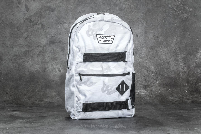 Vans Authentic III Skatepack Snow Camo  848264c78