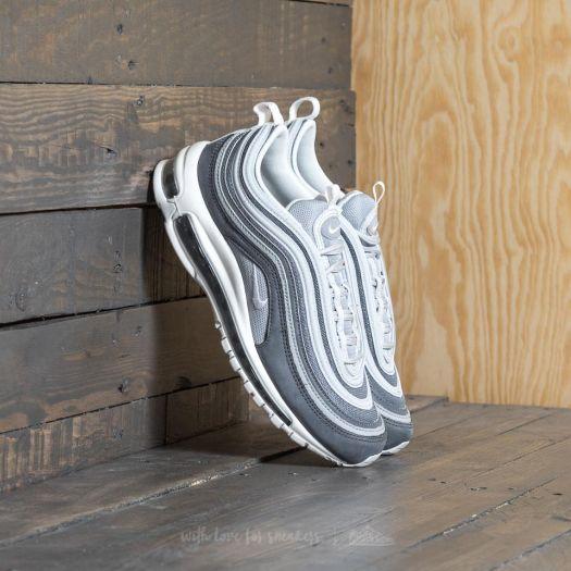 Nike Air Max 97 Premium Wolf Grey Summit White | Footshop