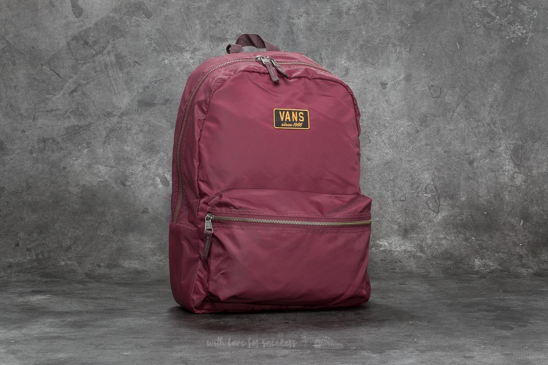 96d71049f5a Vans Boom Boom Backpack Port Royale | Footshop