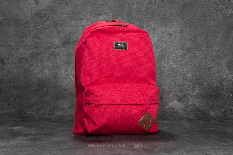 7a08360dd9aa80 Vans Old Skool II Backpack Chilli Pepper