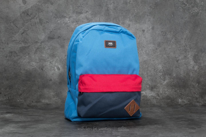 6847cb2722 Vans Old Skool II Backpack Delft-Colorblock