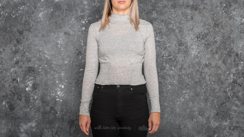 Cheap Monday Engage Top Grey Melange za skvělou cenu 350 Kč koupíte na Footshop.cz