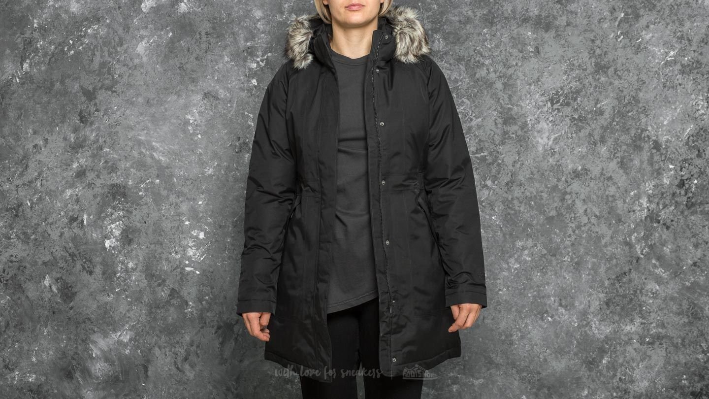 1e026a1e7 The North Face W Arctic Parka Tnf Black | Footshop