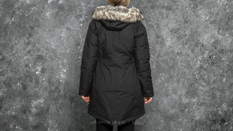 Parka kabát The North Face W Arctic Parka Tnf Black | Footshop