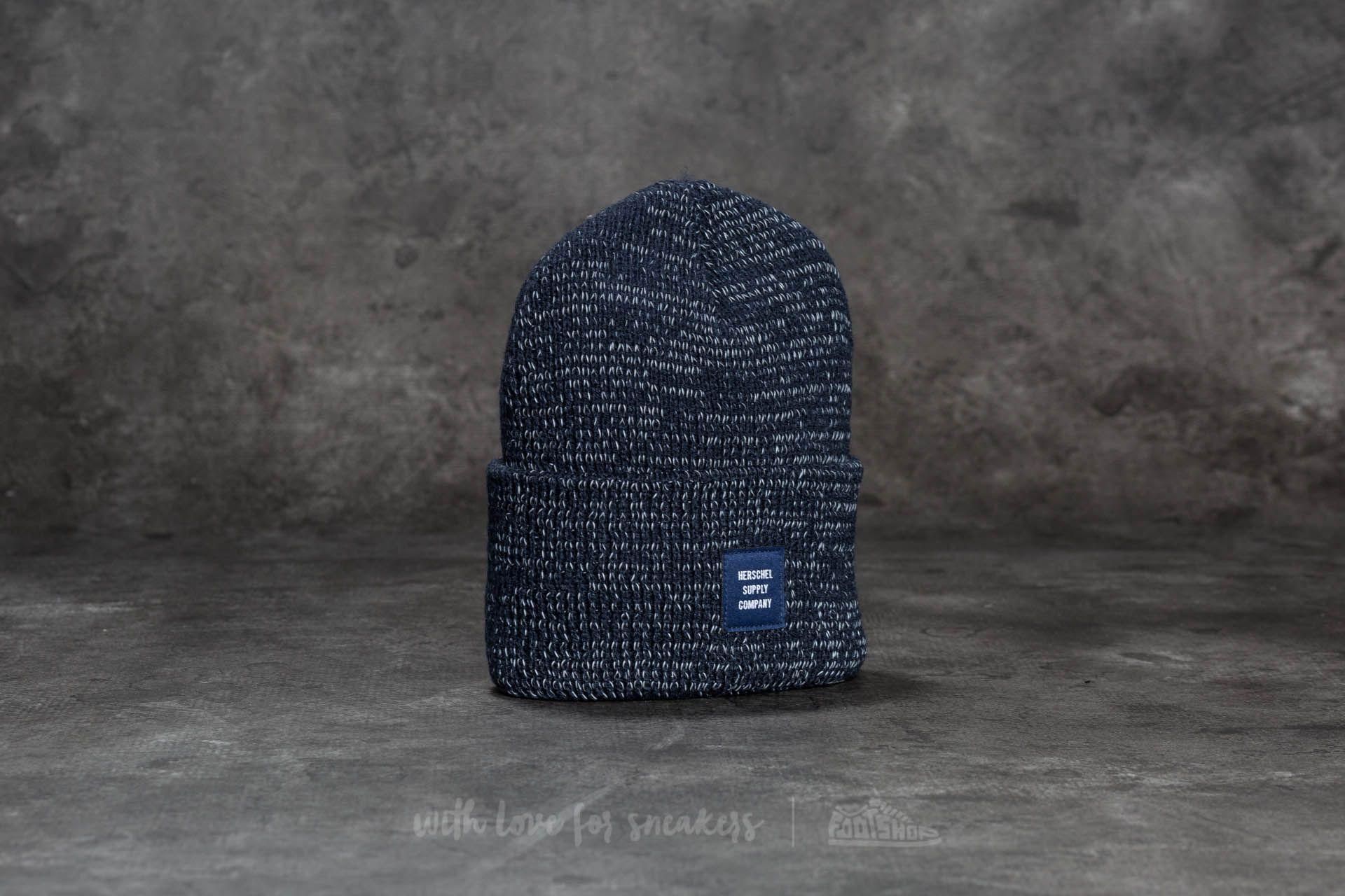 e1d63c095a015 Herschel Supply Co. Abbott Reflective Hat Navy Reflective