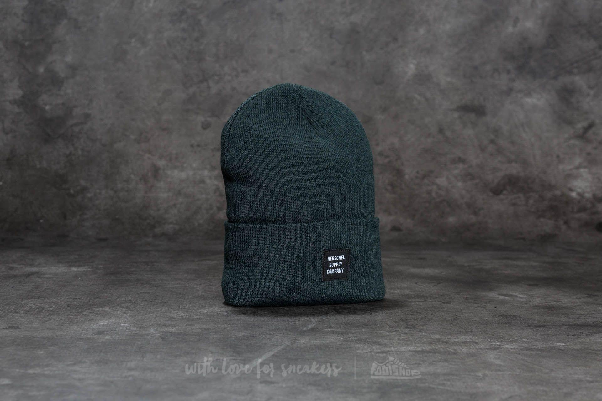 fdfcf077005 Herschel Supply Co. Abbott Hat Forest Night