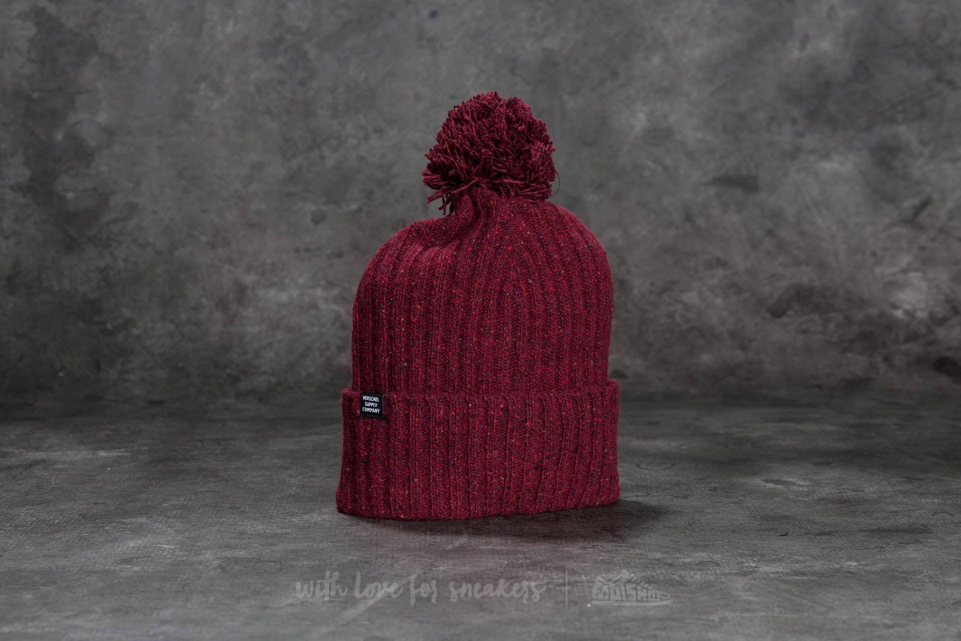 Herschel Supply Co. Sepp Hat Windsor Wine
