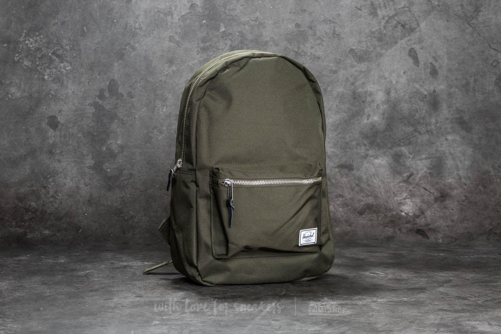387d84c78338 Herschel Supply Co. Settlement Backpack Forest Night