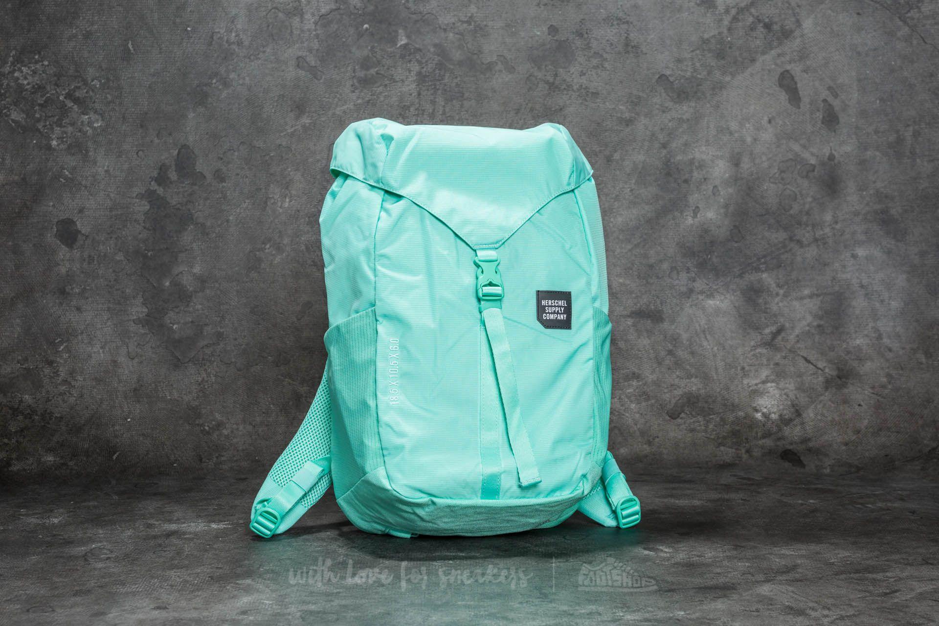 Herschel Supply Co. Barlow Medium Backpack Lucite Green