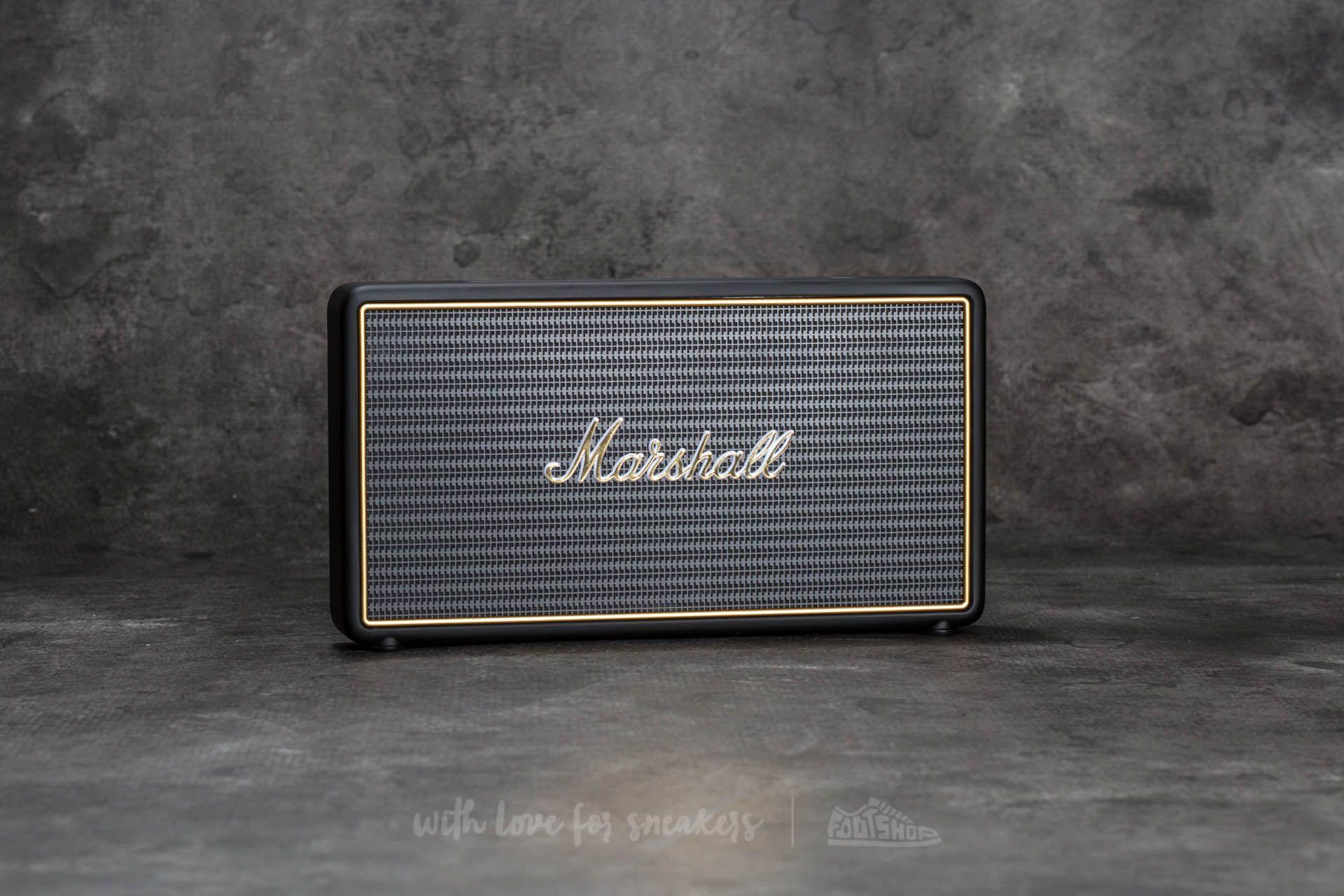 Marshall Stockwell Black