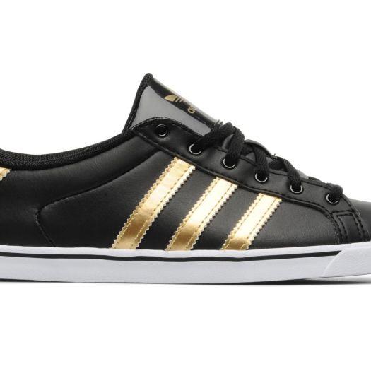 adidas Court Star Slim černá | Footshop