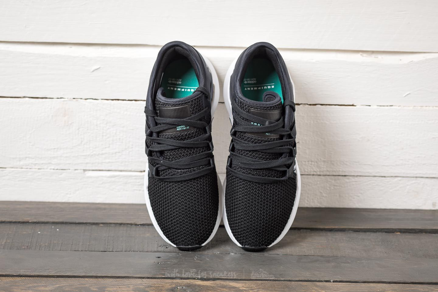 3a7bab686a07a6 adidas EQT Racing ADV Core Black  Core Black  Ftw White at a great price