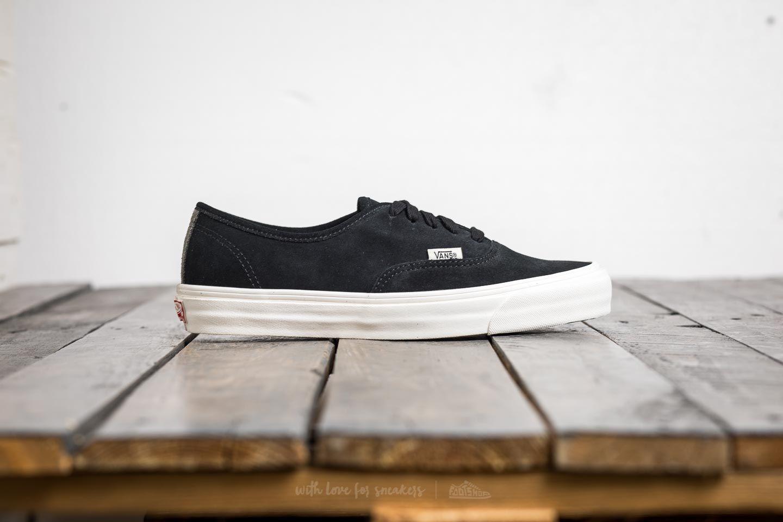 Vans OG Authentic LX (Suede) Black