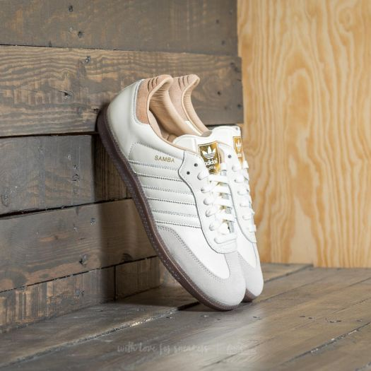 adidas Samba W Off White Off White St Pale Nude | Footshop