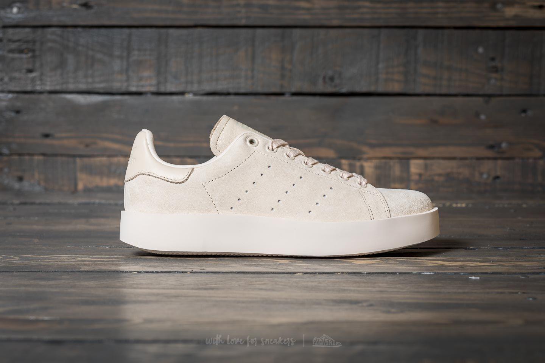 adidas Originals STAN SMITH BOLD Sneaker low sand Damen