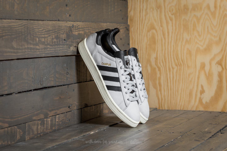 Dempsey Perdóneme Rendición  Men's shoes adidas Campus Grey Two/ Core Black/ Core White