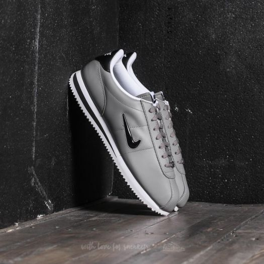 Nike Cortez Basic Jewel Dust Black White | Footshop