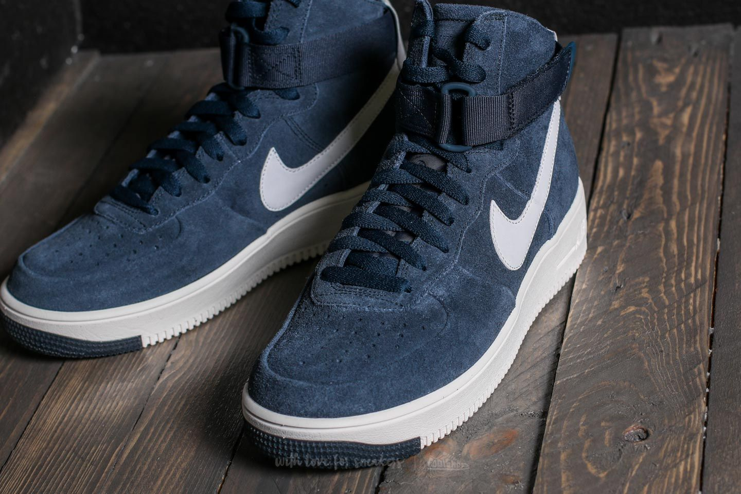 Nike WhiteFootshop Ultraforce Navy Summit Air 1 Hi Force Armory vnmN8wO0