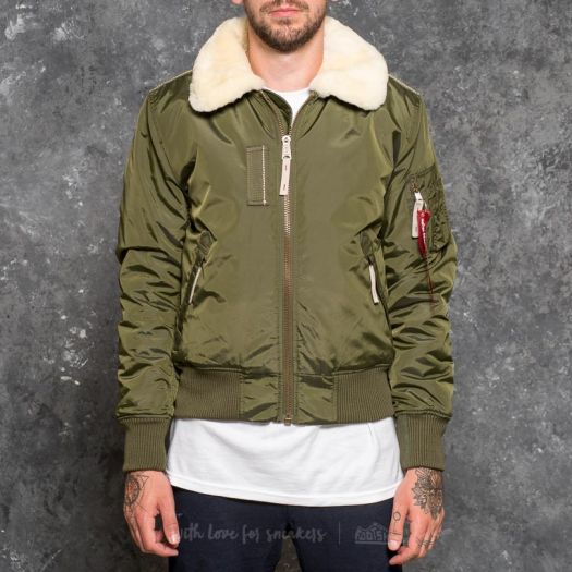 Alpha Industries Injector III Dark Green | Footshop