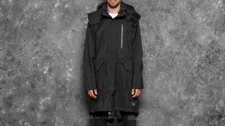 Parka Coats adidas NMD Shell Jacket Black