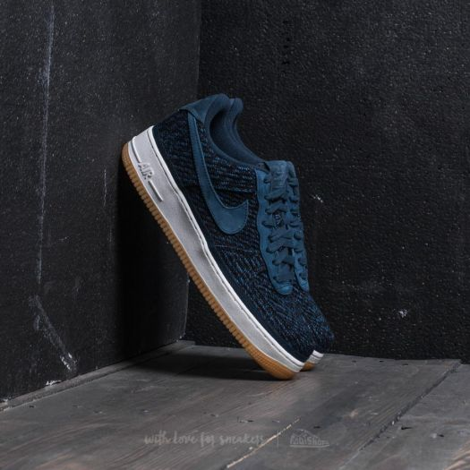 Nike Air Force 1 '07 Indigo Armory Navy Armory Navy
