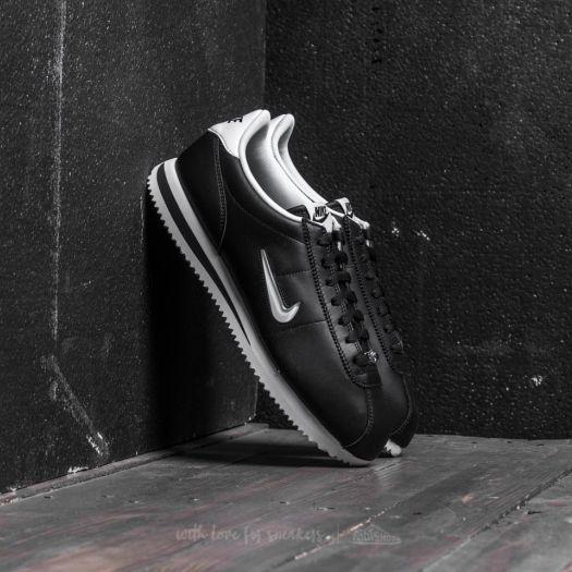 new arrival d941d fc88c Nike Cortez Basic Jewel Black/ White | Footshop