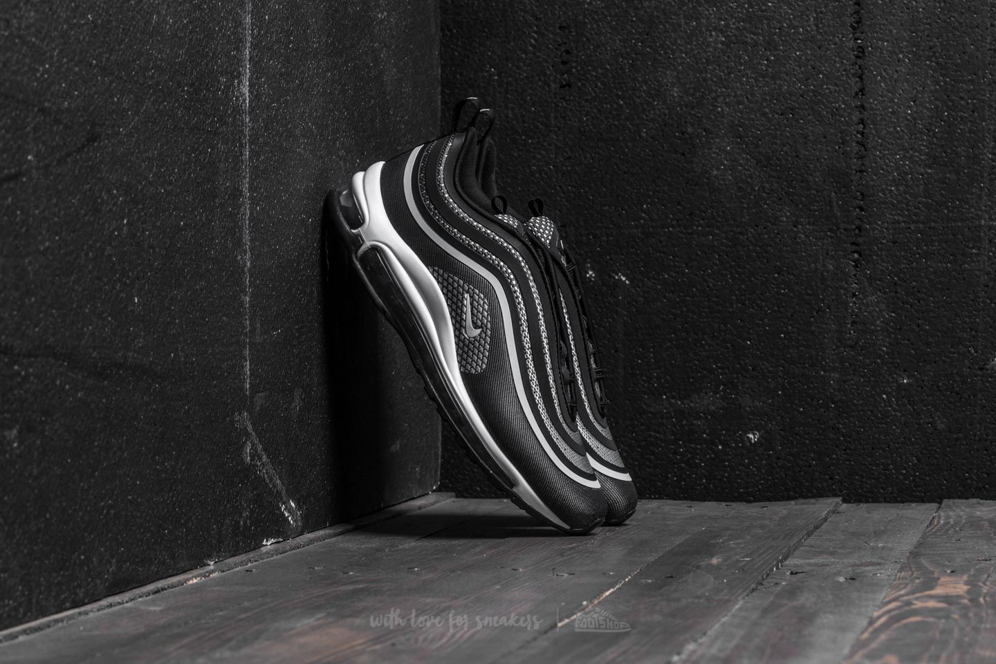 Nike Air Max 97 UL  17 Black  Pure Platinum-Anthracite  2d6c4f359