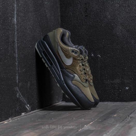 Nike Air Max 1 Premium Medium Olive Dark Stucco | Footshop