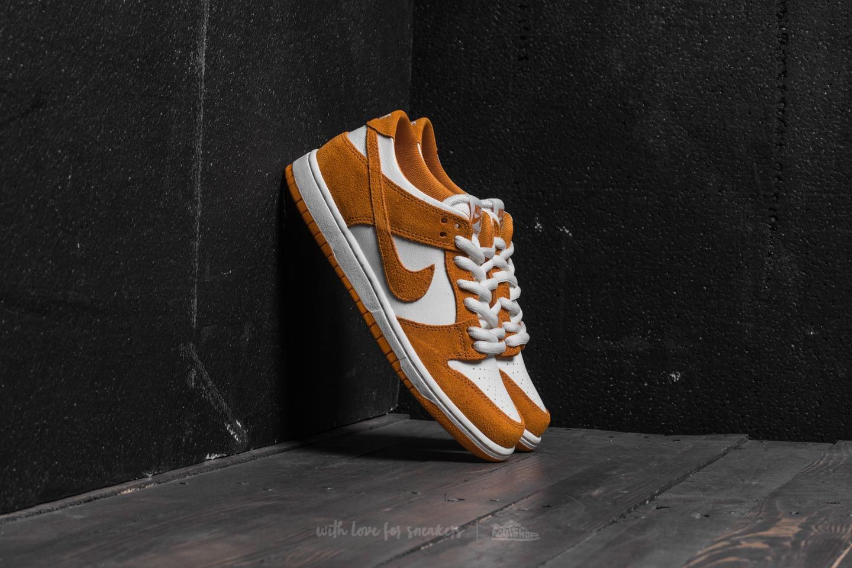 Nike SB Zoom Dunk Low Pro Circuit Orange Circuit Orange