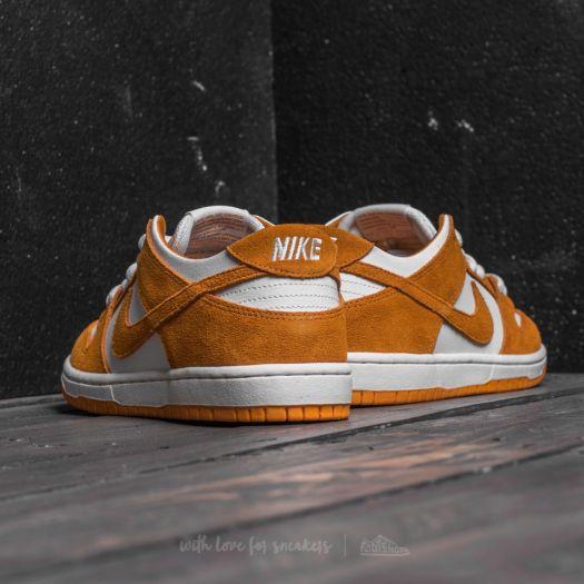 Nike SB Zoom Dunk Low Pro Circuit Orange Circuit Orange | Footshop