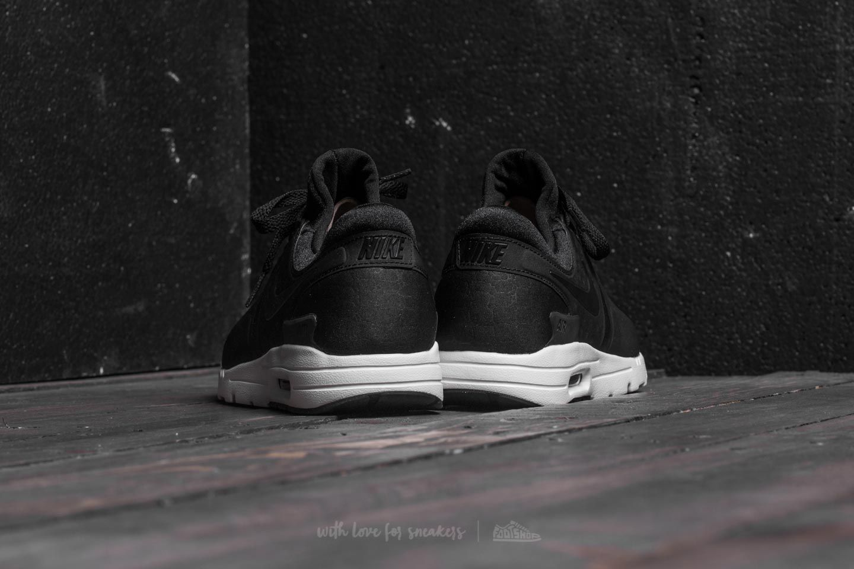 c0440549b1fe3 Nike W Air Max Zero Premium Black  Black-Sail-Dark Grey   Footshop