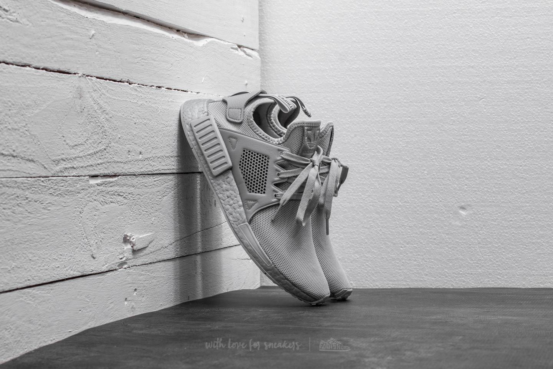 sale retailer 6257b f22c8 adidas NMD_XR1 Grey Two/ Grey Two/ Silver Metalic | Footshop