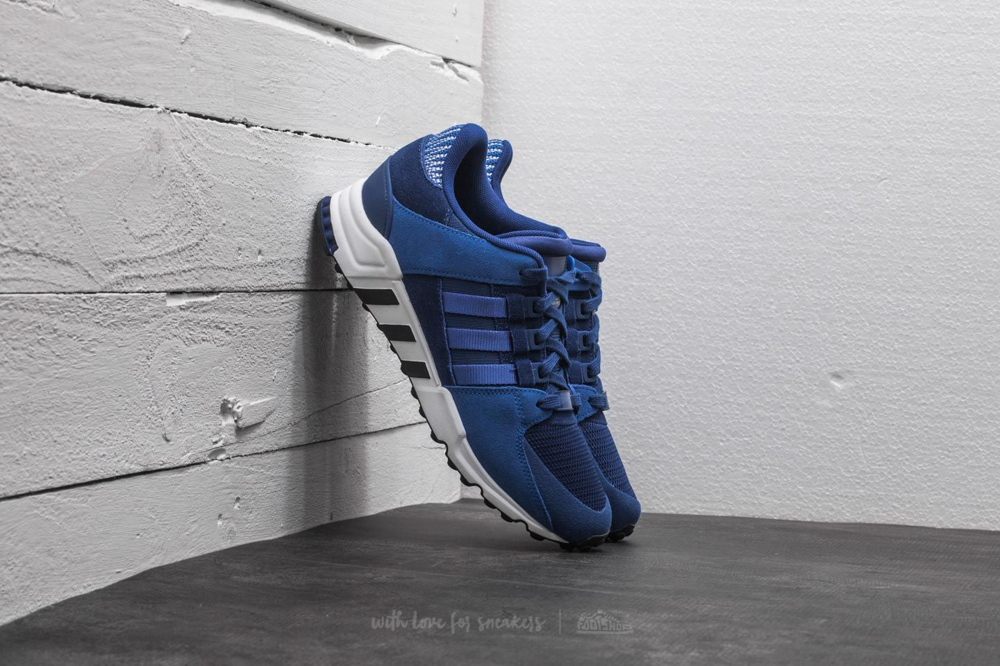 new arrival 18a99 a48bb adidas EQT Support RF. Mystery Ink Bold Blue Footwear White