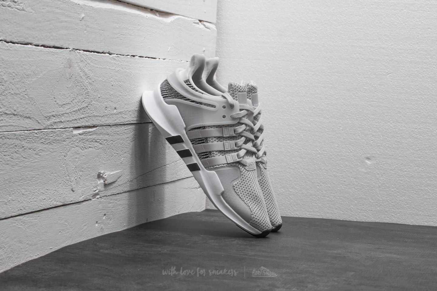 huge selection of f9fd3 524f8 adidas EQT Support ADV Ftw White/ Ftw White/ Grey One | Footshop