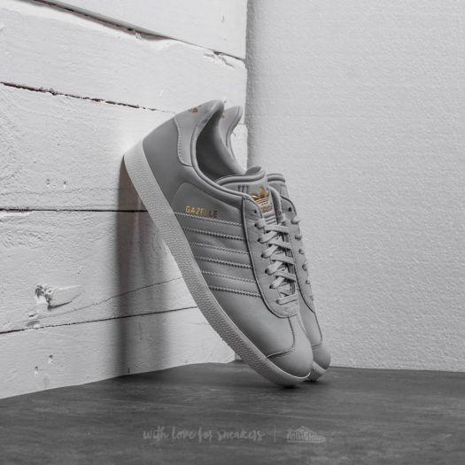 adidas Gazelle W Grey Two/ Grey Two/ Gold Metalic | Footshop
